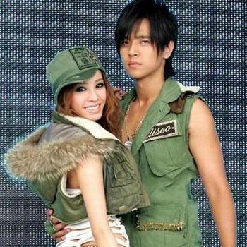 Show Luo & Jolin Tsai 1